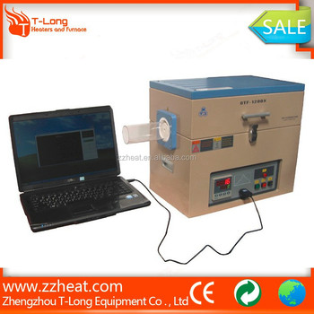 Reliable High Temperature Lab Electric Quartz Tube Furnace
