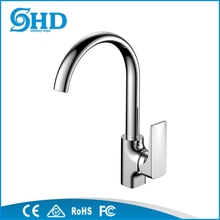 2017 new Deck Mounted single lever kitchen mixer tap sink mixer faucet for sale