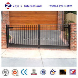 2015 high quality modern gate designs for homes