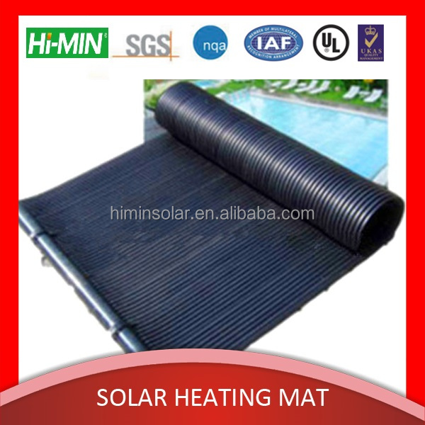 Solar swimming pool mat, solar collector, cheap solar collector