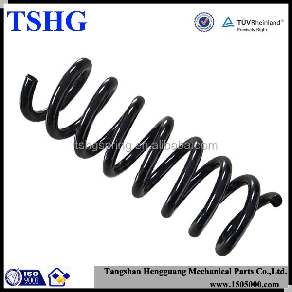 W210 parts OEM specification shock absorber coil spring