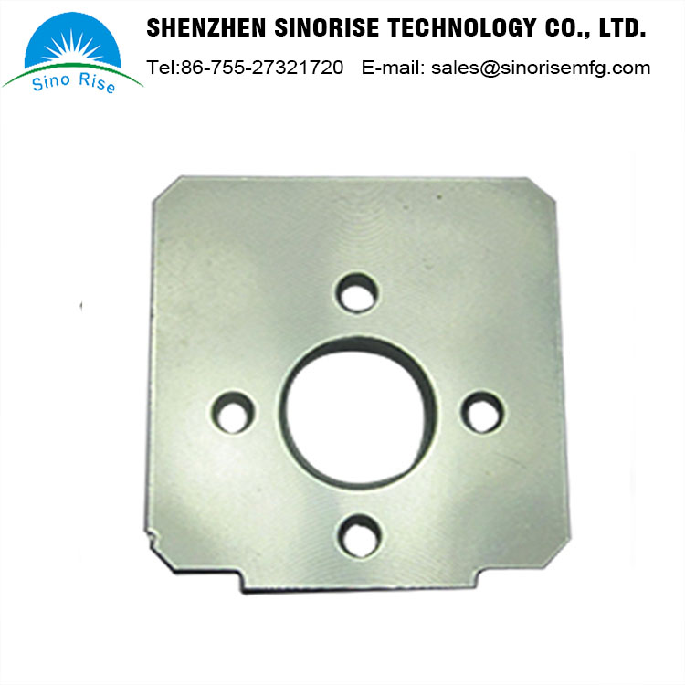 China Supplier Sheet Metal Fabrication For Machinery Spare Parts Metal Stamping Parts