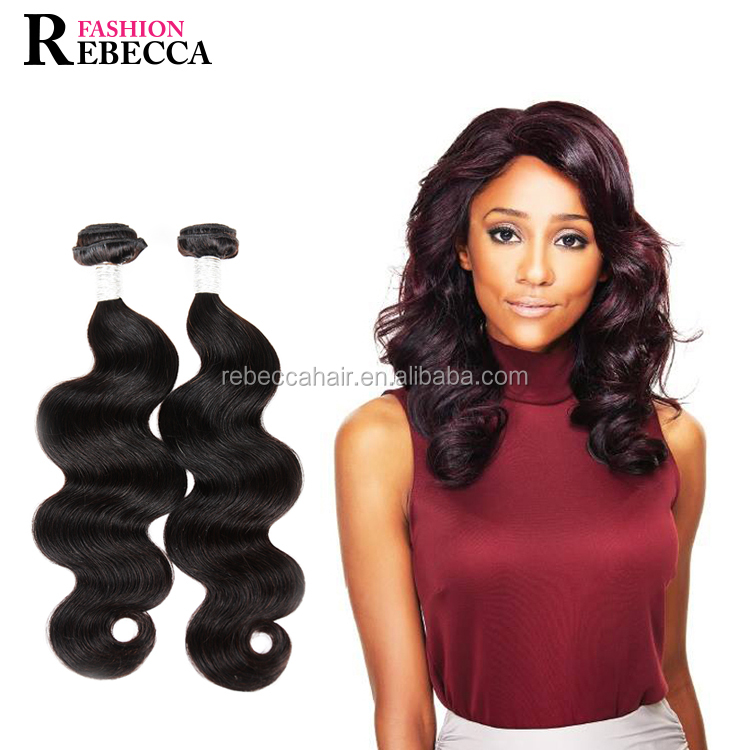 wholesale R5 body wave virgin remy human hair weave 100% indian hair with best quality natural hair
