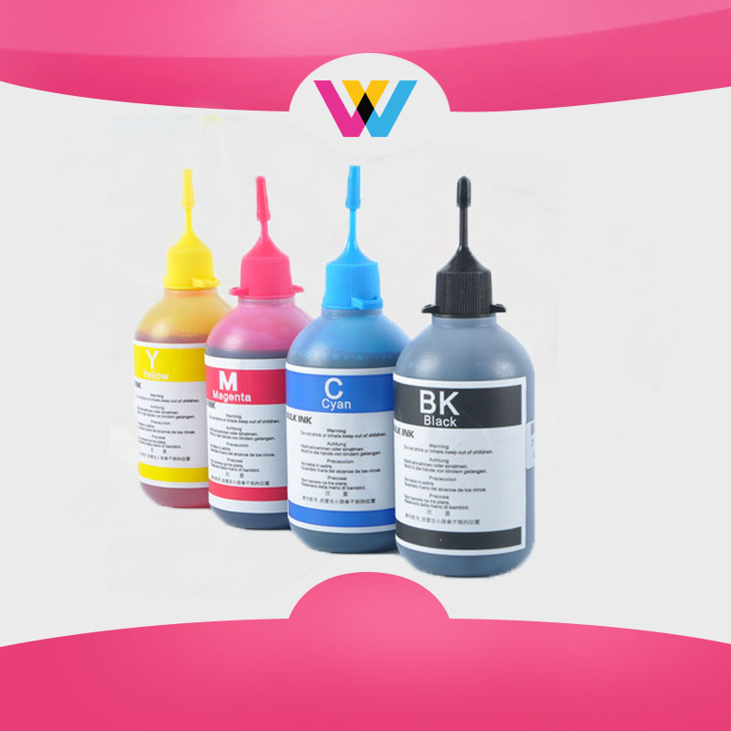 100% good quality water based pigment ink for Novajet 750 head