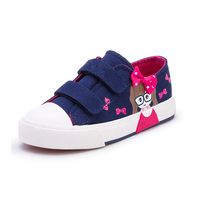 Kid Shoes China Kids Canvas Shoes