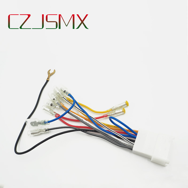 Custom made auto wiring harness cable manufactures