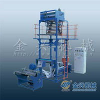 SJ-M500 film plastic extrusion machines hdpe