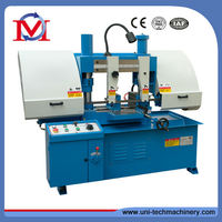 DOUBLE COLUMN HYDRAULIC METAL BAND SAW MACHINES GH4228
