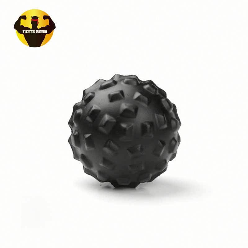 RAMBO Professional Customize Balls Wooden Omni Ball Massager