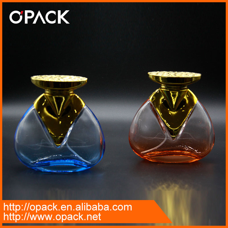 100ml diamond plastic crystal perfume bottle in Dubai