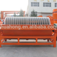 Manganese ore, magnetite separator machine, low price widely used magnetic separator for sale