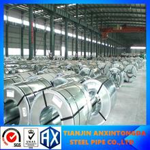 high quality steel coil hot dipped galvanised steel coils pre-stretched plate