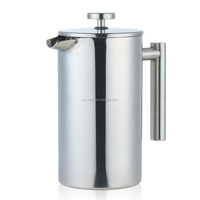 High Quality Ceramic Coffee French Press