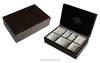 Fancy Custom Leather Jewelry Gift Packaging box