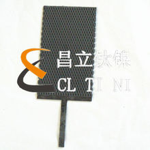 PbO2 Titanium anode for wastewater treatment