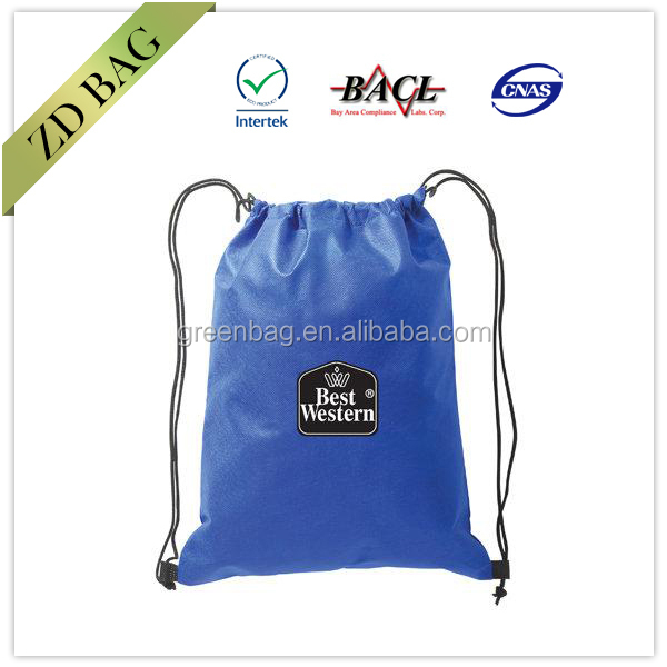 cheap eco friendly non woven shoe storage bag