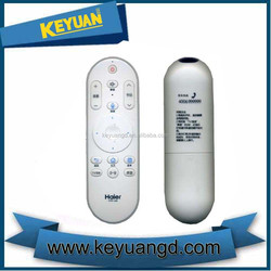2.4G wireless( RF) ultrathin mini android smart tv, Set top box air mouse remote control wirh USB dongle, keyboard function