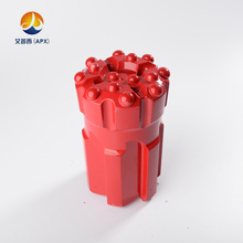 High quality thread button square hole ground drill bit oil rig drill bit