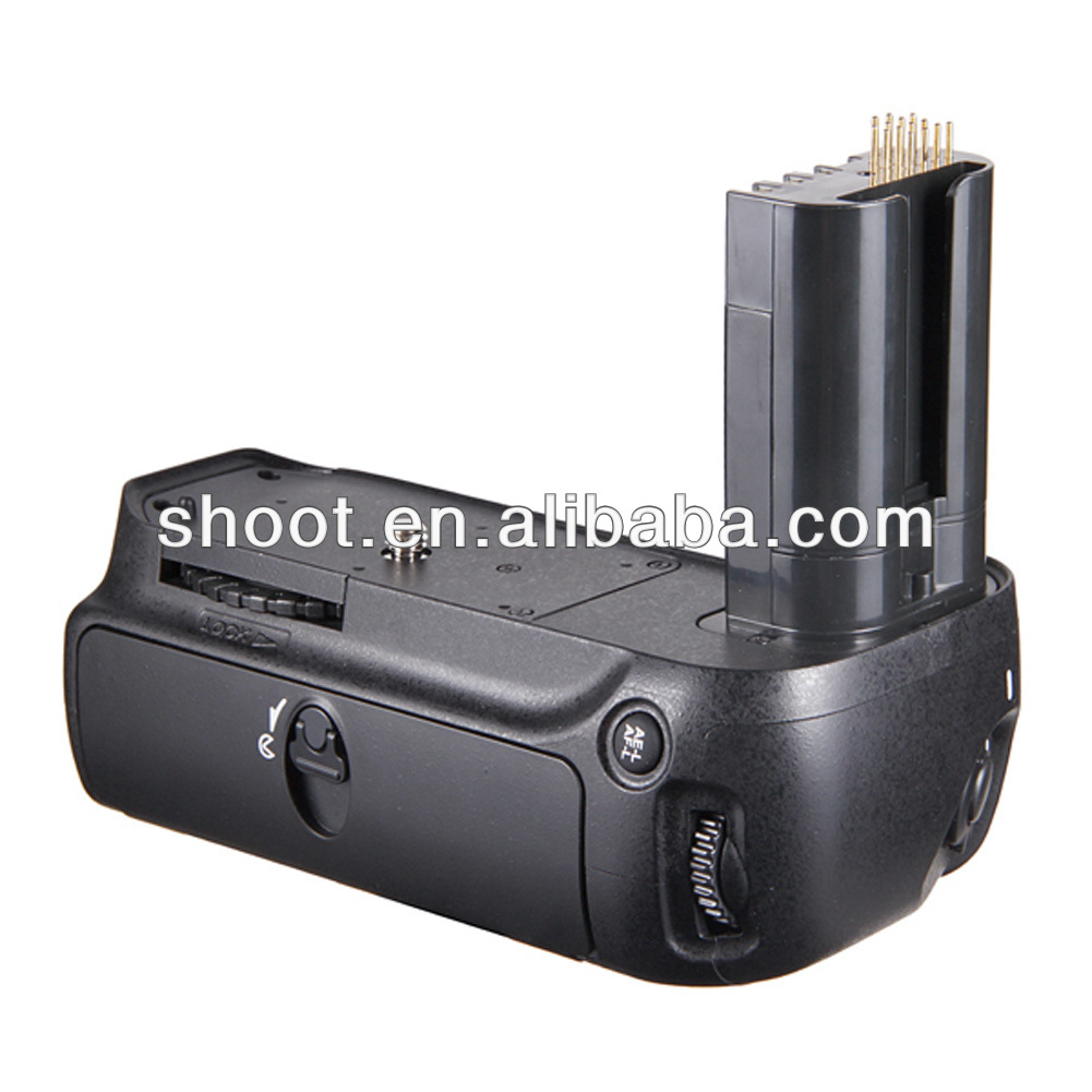 China manufacturer for Nikon D80 D90 replace MB-D80 battery grip