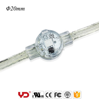 YD professional waterproof swimming pool led light