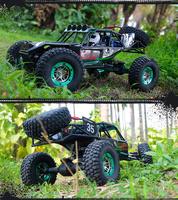 WLtoys K949 1:10 4WD RC rock-climber Hobby Car