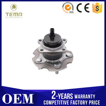 Wholesale Japanese Cars Suspension Parts Rear Wheel Hub 42450-42040 For Lexus Hs250h Anf10 2009-