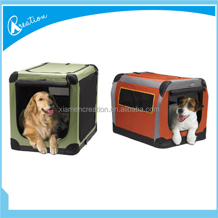 cheap hot sale pet dog carrier airline approved,soft dog crate
