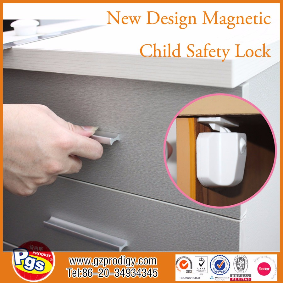 Baby Cupboard Locks/Magnetic Locking system/Child safety lock