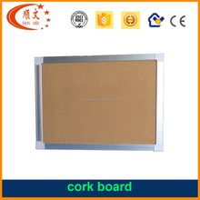 High quality pinboard for school and office cork board classroom notice board bulletin board