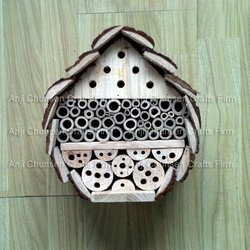 Wooden Insect Bee house