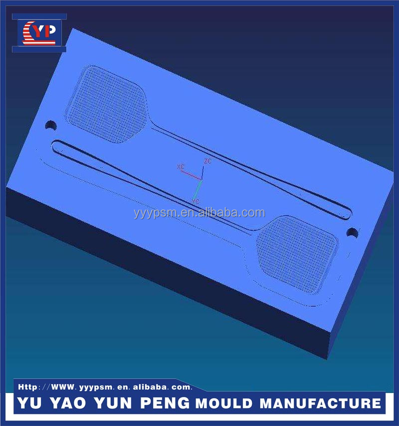 Promotional Plastic Fly Swatter, Market fly swatter injection plastic mould