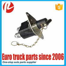 Heavy duty european truck spare parts oem 2000391 main battery switch for VOLVO