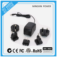 anti-etch led driver 12v 24w uk plug From China supplier