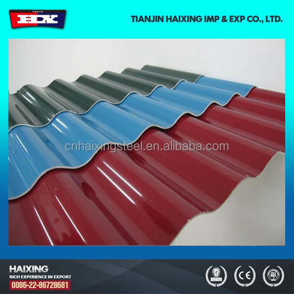 galvanized corrugated steel sheet gi sheet sealant