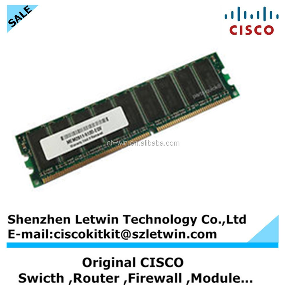 CISCO MEM2811-512D DRAM memory for 2811and 2821 router