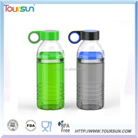 BPA Free sports plastic water bottle for bicycle