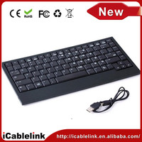 Cheapest 14 inch Wireless Bluetooth Keyboard For Iphone Samsung Tablet PC Smartphone