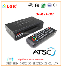 Factory OEM DVB-T2 /ATSC receiver for North America