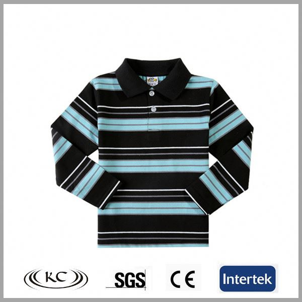 high quality 100% organic cotton popular boy stripe cycling long sleeve jersey and pants set