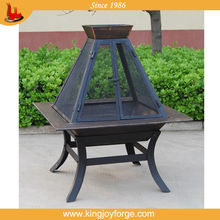 "27""outdoor modern firepit"