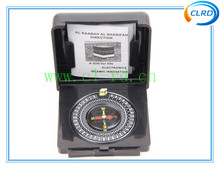 Small Muslim compass Easy Carrying Islamic Qibla Finder For Prayer