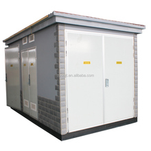 Factory price 500kva Three phase oil immersed transformer mobile substation