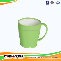 New products 2017 plastic injection cup water cup juice glass high mould