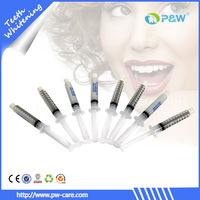 teeth whitening gel no peroxide