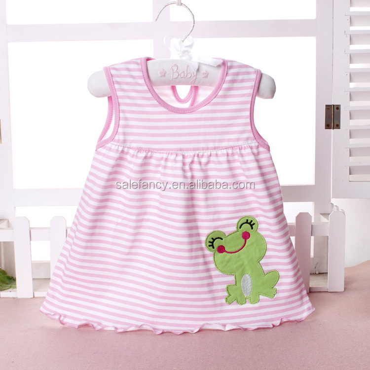 kids clothes beautiful new model flower children baby girl wedding dress QGD-8004