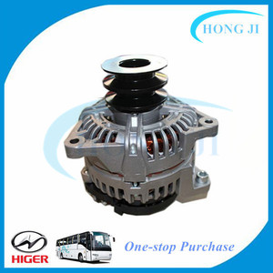 New products bus replacement parts generator alternator price list