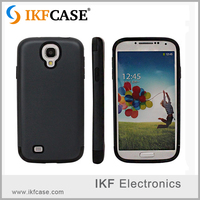 Ultra Thin Anti Knock Back Cover 2 In 1 TPU PC Phone Case Shockproof Armor Cover for Samsung Galaxy S4 I9500 I9502 I9508