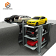 Automatic Underground Vertical Storage Car Parking Systems Solutions