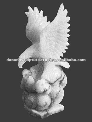 Eagle stone sculpture DSF-T015