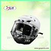 protective head ice hockey helmet with visor mask